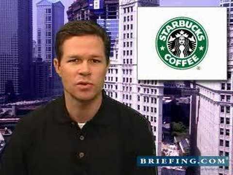 Taking Stock: Starbucks