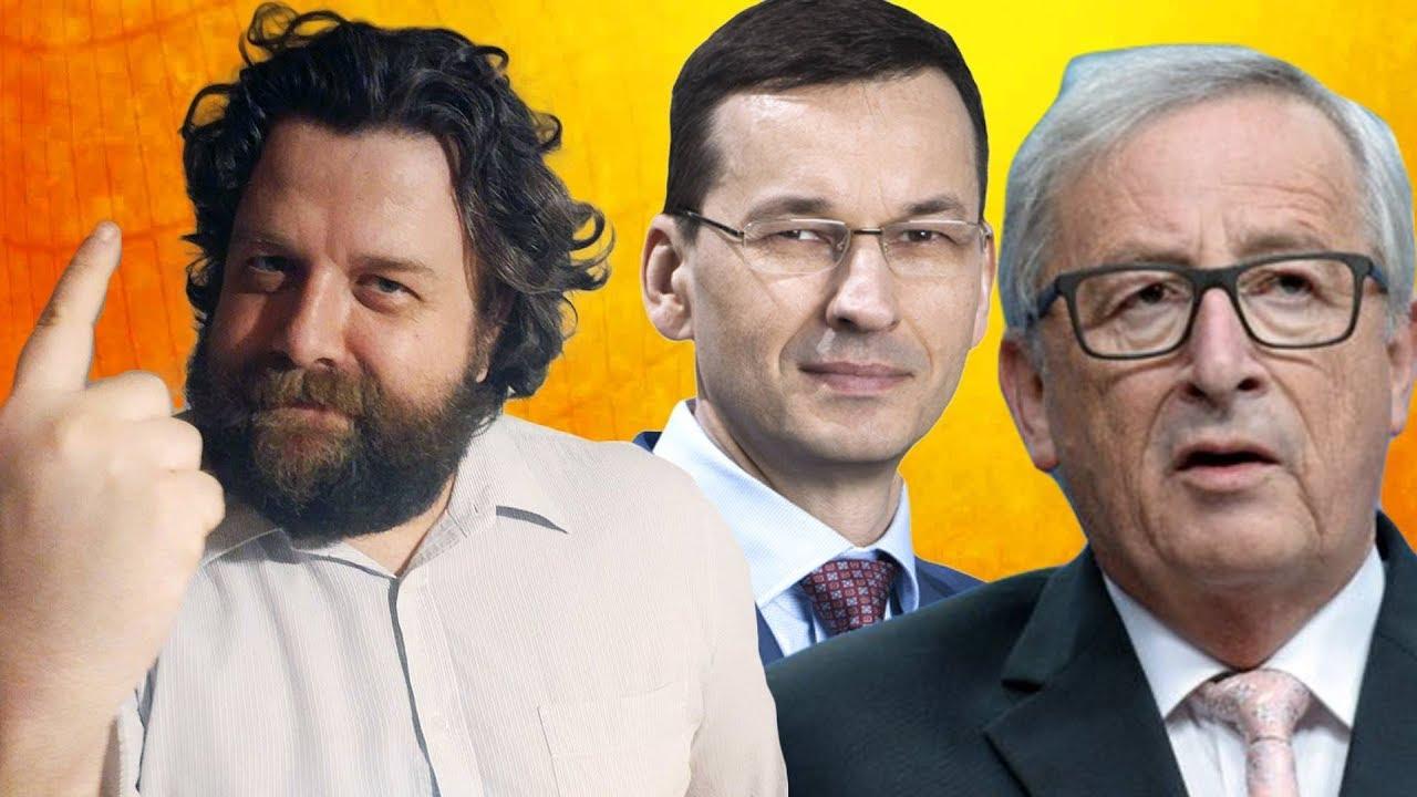 Polska znowu NA KOLANACH przed Unią Europejską. Premier Morawiecki i DZIWNE Spotkanie w UE