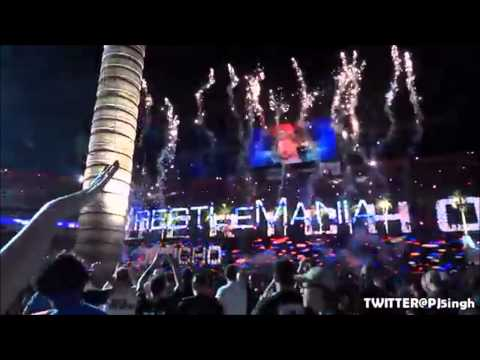 """WWE Wrestlemania 29 Official Theme Song - """"Coming Home"""" by Diddy Dirty Money ft. Skylar Grey Lyrics"""