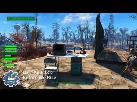 Sim Settlements: Patch - Before We Rise
