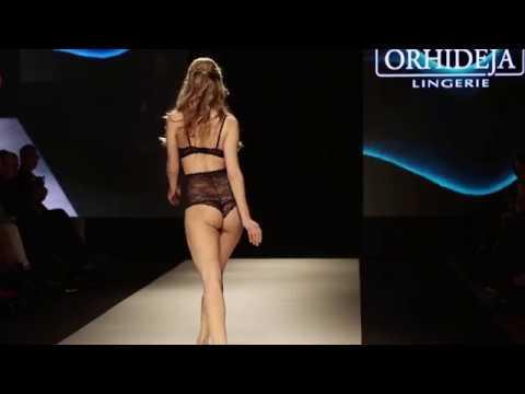Riga Fashion Week 2017! Orhideja Lingerie Fashion Show