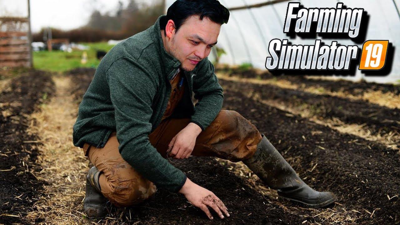 Farming Simulator 19 - Tohum, Gübre, İlaç Alma ve Doldurma İşlemi (FS19)
