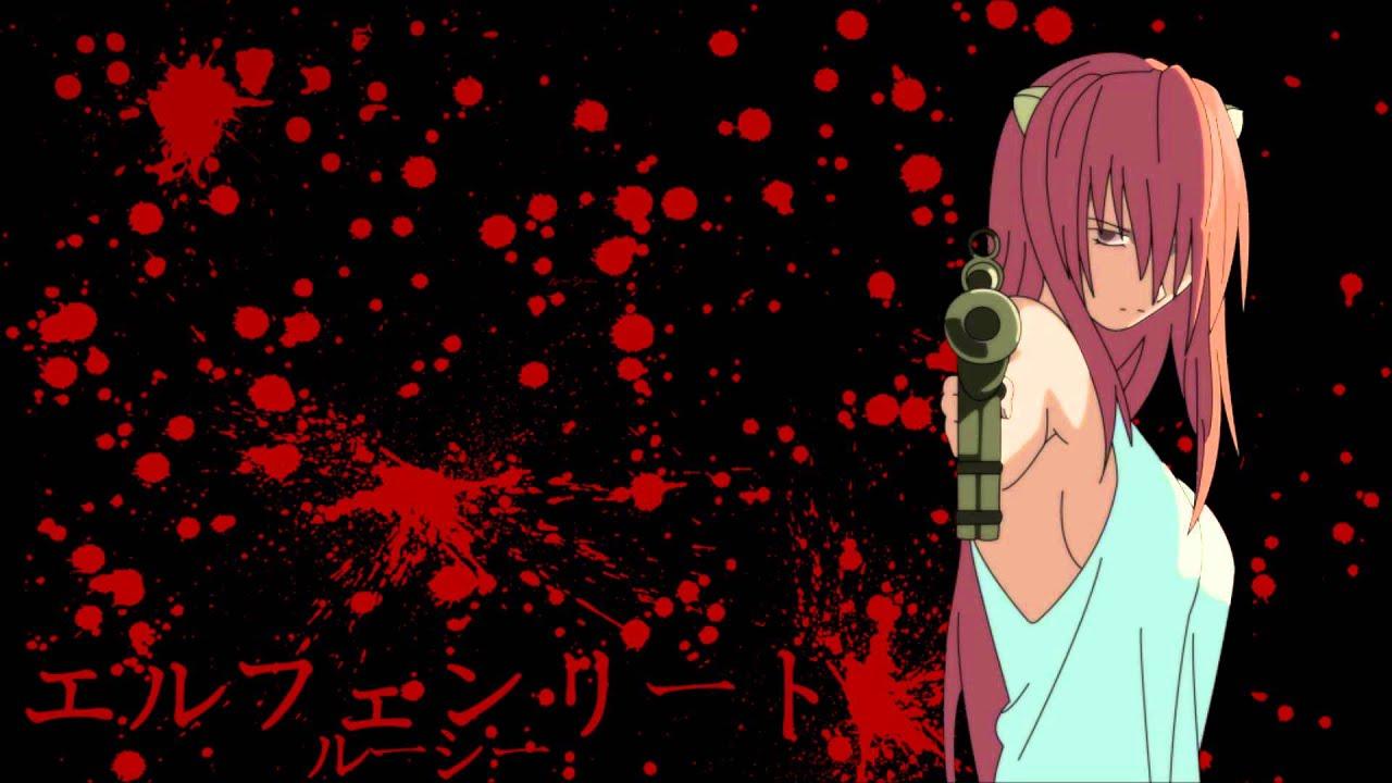 Anime Dubstep Wallpaper Elfen Lied Lilium Dubstep Remix By Ifa Youtube