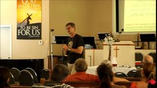 "Science vs Evolution: ""Three Lies of Evolution"" with Dr Charles Jackson"