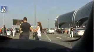 видео Аэропорт Внуково: как лучше доехать, парковки и терминалы