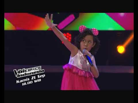 NEXT! Blind Auditions Eps. 3 | The Voice Kids Indonesia Season 2 GlobalTV 2017