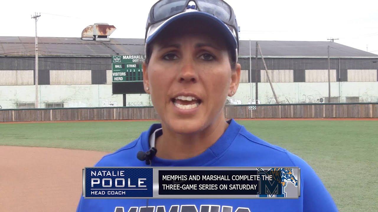 Memphis Softball Postgame at Marshall - Mar. 29, 2013 ...