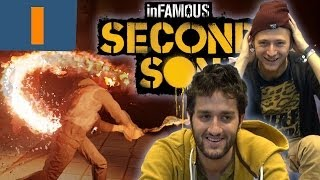 InFamous Second Son Let´s Play #001 [GERMAN]