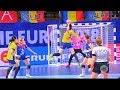 Finala mică a CE de handbal feminin: România - Olanda, în direct pe TVR1 şi TVR HD