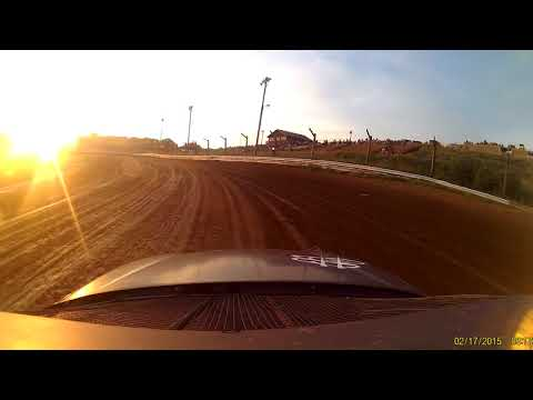 Roaring Knob 2016 heat race 4 cylinders