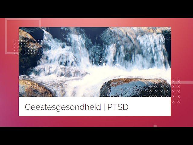 Die Putstop | 24 Maart | PTSD