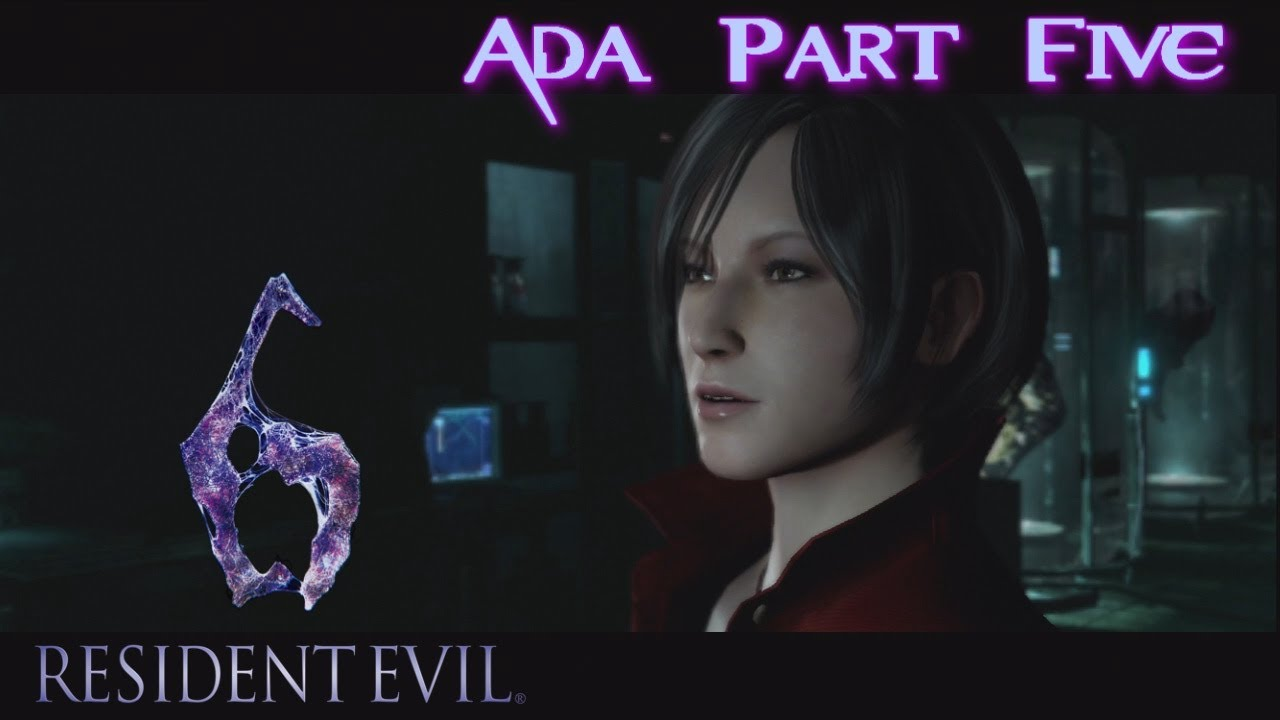 Resident Evil 6 Walkthrough Part 5 Chapter 2 Ada Campaign Professional S Rank Youtube