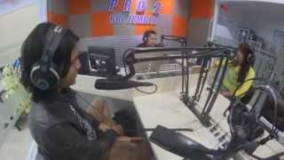 Ismam Saurus (Interview On Radio Pro 2 Indie)