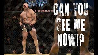 Jon Jones vs Brock Lesnar 'Can You See Me Now' Promo