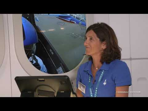 Dassault Aviation recrute - Salon du Bourget 2019 - Dassault Aviation