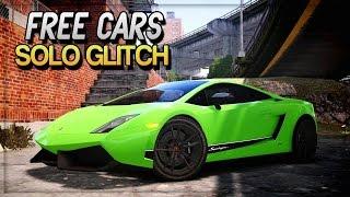 GTA V ONLINE - Macchine di Lusso GRATIS!!!*SOLO*Glitch 1.25/1.26 (ITA) Free Cars