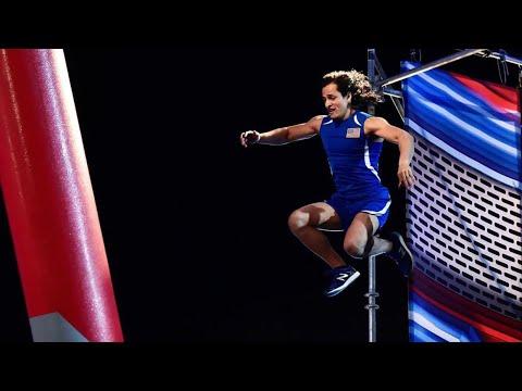 Daniel Gil's Stage 2 Run: USA Vs. The World - American Ninja Warrior 2020
