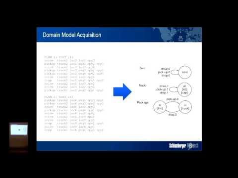 ICAPS 2016: Domain Model Acquisition (Session 4a)