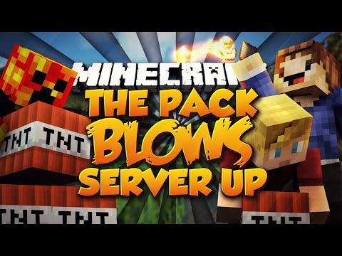 Minecraft BREAKING THE SERVER! (Kungfu Panda Maze Parkour!) w/ Preston, Lachlan & Woofless