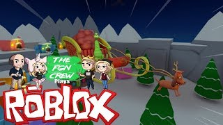 The FGN Crew Plays: ROBLOX - The Grinch Obby