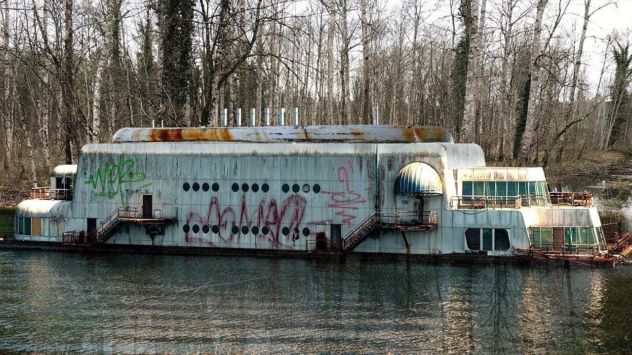 Çılgın Geçmişe Sahip Çürümeye Terk Edilmiş 5 Gemi