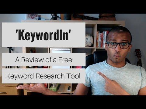 'KeywordIn' Review  An Alternative Keyword Research Tool