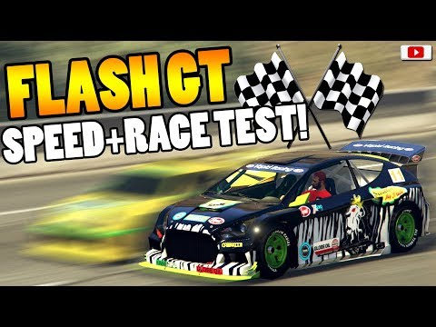 😨🏁Zieht Er Den Pariah? FLASH GT Speed + Race Test!🏁😨 [GTA 5 Online Super Sport Series Update DLC]