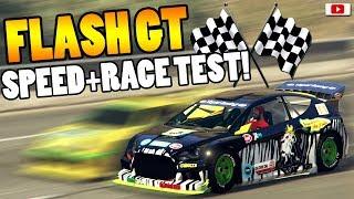 😨�Zieht Er Den Pariah? FLASH GT Speed + Race Test!�😨 [GTA 5 Online Super Sport Series Update DLC]