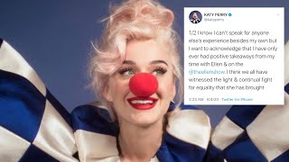 Baixar Katy Perry's Support For Ellen Degeneres