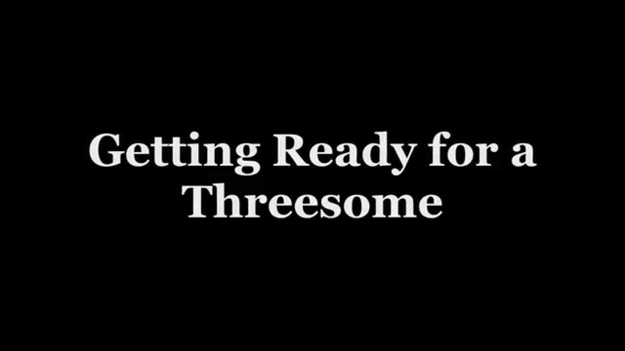 Rules for a threesome