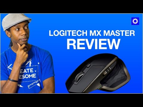 Logitech MX Master Mouse Review | Best Wireless Mouse