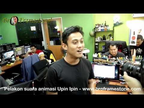 Pelakon Suara Animasi Upin & Ipin