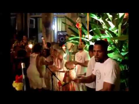 I NOITE CULTURAL - A Corda Samba de Roda