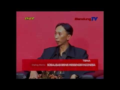 DIALOG BISNIS - Bandung TV _ All About Biizapp, Manvis &  Android4dream