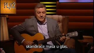 3.000 PALMA KAD DELI - ceo song - Voja, Mićko, Draža (PLjiŽ S02 E13 - 28.12.2018.)