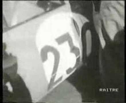 Targa Florio 1966 - Cinegiornale Rai 1 parte