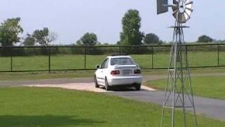 1993 civic exhaust