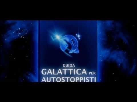 Guida Galattica per Autostoppisti trailer ita