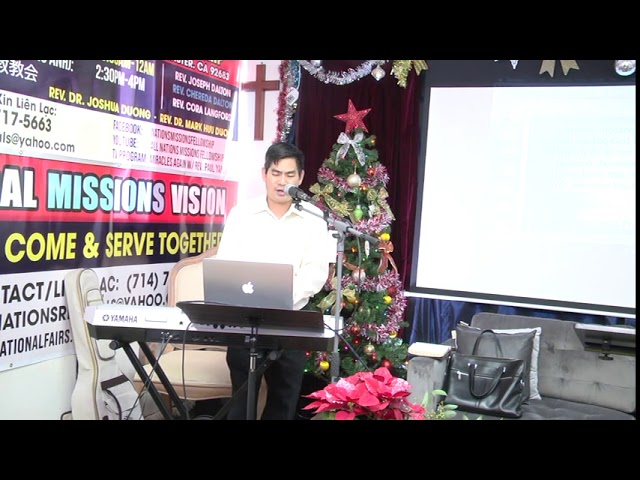 12/23/18 Praise & Worship Sunday Afternoon