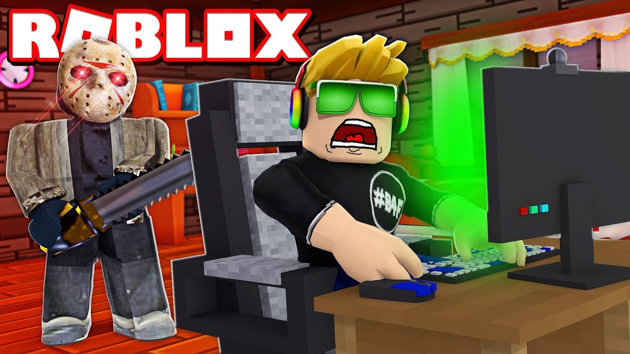 I Hacked Psycho S Computer In Roblox Flee The Facility Run Hide