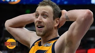 Joe Ingles embarrasses Bradley Beal with a nasty step-back | High Noon