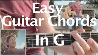guitar chords in the key of g
