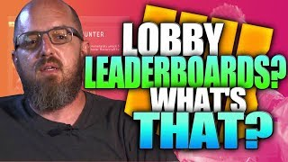 Lobby Leaderboards Combat Record Out Next Week 😁, 5 Months Later.. 🧐 🤔 🤷♂️