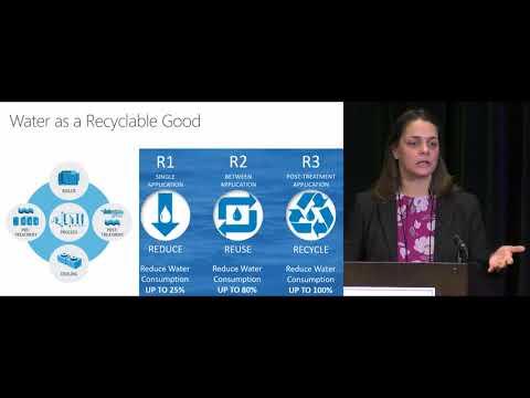 Ecolab - Addressing the World's Water Shortage - Katy Cope, Nalco Water - ARC Orlando 2018 Forum