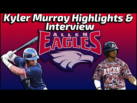 Kyler Murray - Allen Infielder - Highlights/Interview - Sports Stars of Tomorrow