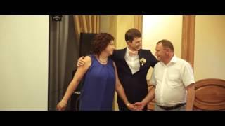 Танец молодоженов с родителями. Нежно и трогательно