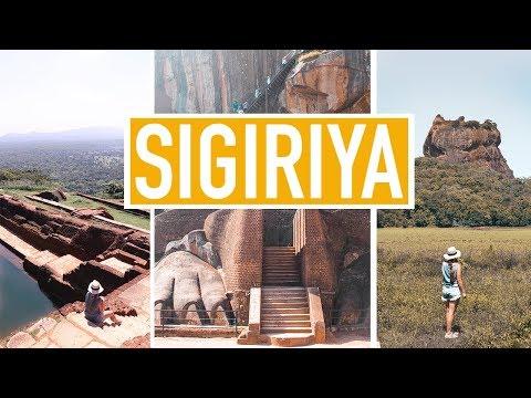 SIGIRYA LION ROCK | SRI LANKA