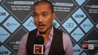 #IAmAsianAmerican Jon Jon Briones talks on voting in America