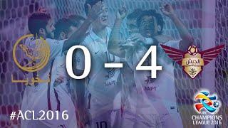 Lekhwiya vs El Jaish: AFC Champions League (RD16 - 1st Leg) 2017 Video