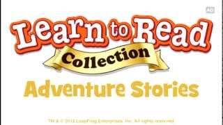 LeapFrog LeapPad Ultra eBook Trailer: Learn to Read Collection: Vol. 2 - Adventure Stories